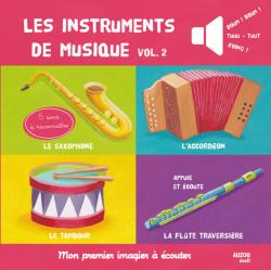 Auzou gauthier les instruments de musique 2