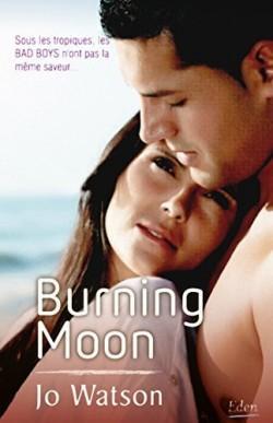 Jo watson burning moon